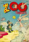 Cover for Zoo Funnies (Charlton, 1945 series) #10