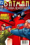 Cover Thumbnail for Batman: Gotham Adventures (1998 series) #55 [Newsstand]