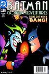 Cover for Batman: Gotham Adventures (DC, 1998 series) #60 [Newsstand]