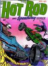 Cover for Hot Rod and Speedway Comics (Hillman, 1952 series) #v1#2