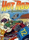 Cover for Hot Rod and Speedway Comics (Hillman, 1952 series) #v1#3