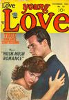 Cover for Young Love (Prize, 1949 series) #v5#10 (52)