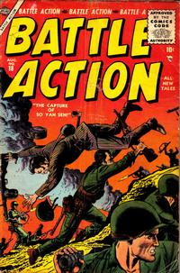 Cover Thumbnail for Battle Action (Marvel, 1952 series) #18