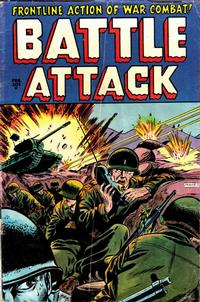 Cover Thumbnail for Battle Attack (Stanley Morse, 1954 series) #3