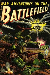 Cover Thumbnail for Battlefield (Marvel, 1952 series) #1
