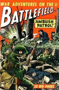 Cover Thumbnail for Battlefield (Marvel, 1952 series) #3