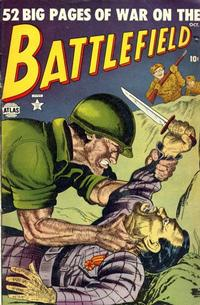 Cover Thumbnail for Battlefield (Marvel, 1952 series) #4