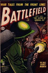 Cover Thumbnail for Battlefield (Marvel, 1952 series) #6