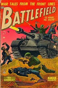 Cover Thumbnail for Battlefield (Marvel, 1952 series) #7