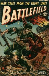 Cover Thumbnail for Battlefield (Marvel, 1952 series) #9