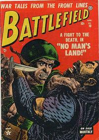 Cover Thumbnail for Battlefield (Marvel, 1952 series) #10