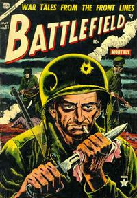Cover Thumbnail for Battlefield (Marvel, 1952 series) #11