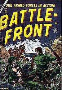 Cover Thumbnail for Battlefront (Marvel, 1952 series) #18