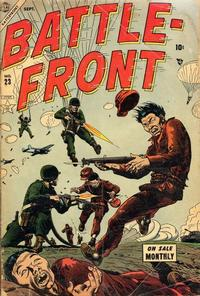 Cover Thumbnail for Battlefront (Marvel, 1952 series) #23