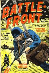 Cover Thumbnail for Battlefront (Marvel, 1952 series) #28