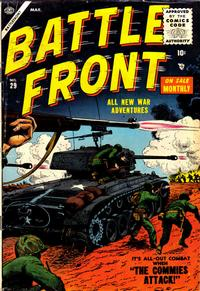 Cover Thumbnail for Battlefront (Marvel, 1952 series) #29
