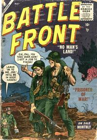 Cover Thumbnail for Battlefront (Marvel, 1952 series) #31