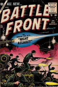 Cover Thumbnail for Battlefront (Marvel, 1952 series) #32