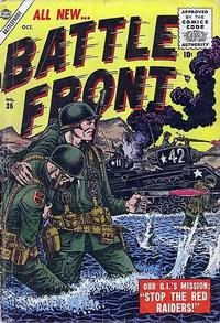 Cover Thumbnail for Battlefront (Marvel, 1952 series) #36