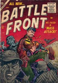 Cover Thumbnail for Battlefront (Marvel, 1952 series) #41
