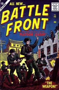 Cover Thumbnail for Battlefront (Marvel, 1952 series) #46