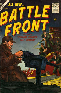 Cover Thumbnail for Battlefront (Marvel, 1952 series) #48
