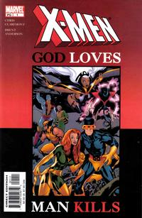 Cover Thumbnail for X-Men: God Loves, Man Kills - Special Edition (Marvel, 2003 series) #[nn]