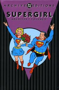 Cover Thumbnail for Supergirl Archives (DC, 2001 series) #2