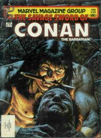 Cover Thumbnail for The Savage Sword of Conan (Marvel, 1974 series) #89 [Direct]