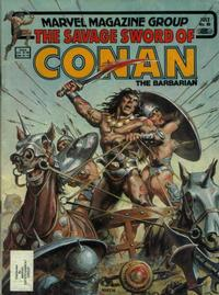 Cover Thumbnail for The Savage Sword of Conan (Marvel, 1974 series) #90 [Direct]