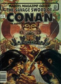 Cover Thumbnail for The Savage Sword of Conan (Marvel, 1974 series) #93