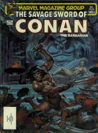 Cover Thumbnail for The Savage Sword of Conan (Marvel, 1974 series) #95