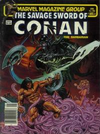 Cover Thumbnail for The Savage Sword of Conan (Marvel, 1974 series) #96