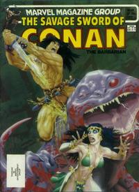 Cover Thumbnail for The Savage Sword of Conan (Marvel, 1974 series) #98