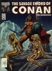 Cover Thumbnail for The Savage Sword of Conan (Marvel, 1974 series) #100