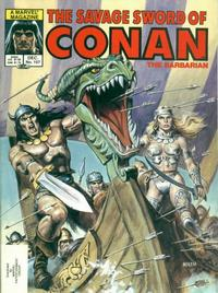 Cover Thumbnail for The Savage Sword of Conan (Marvel, 1974 series) #107