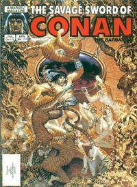 Cover Thumbnail for The Savage Sword of Conan (Marvel, 1974 series) #111