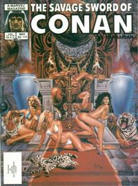 Cover Thumbnail for The Savage Sword of Conan (Marvel, 1974 series) #112