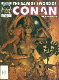 Cover Thumbnail for The Savage Sword of Conan (Marvel, 1974 series) #114