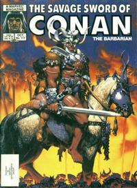Cover Thumbnail for The Savage Sword of Conan (Marvel, 1974 series) #117