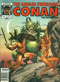 Cover Thumbnail for The Savage Sword of Conan (Marvel, 1974 series) #118