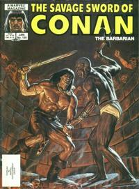 Cover Thumbnail for The Savage Sword of Conan (Marvel, 1974 series) #120