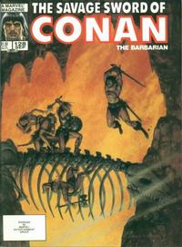 Cover Thumbnail for The Savage Sword of Conan (Marvel, 1974 series) #128