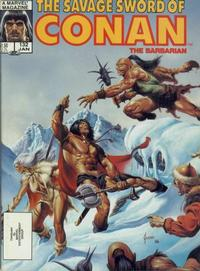 Cover Thumbnail for The Savage Sword of Conan (Marvel, 1974 series) #132 [Direct]