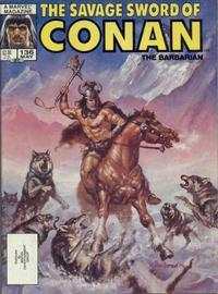 Cover Thumbnail for The Savage Sword of Conan (Marvel, 1974 series) #136
