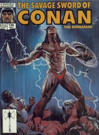 Cover Thumbnail for The Savage Sword of Conan (Marvel, 1974 series) #138