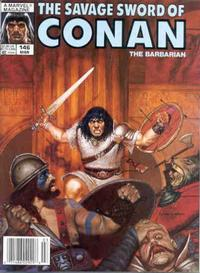 Cover Thumbnail for The Savage Sword of Conan (Marvel, 1974 series) #146