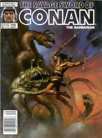 Cover Thumbnail for The Savage Sword of Conan (Marvel, 1974 series) #152