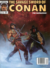 Cover Thumbnail for The Savage Sword of Conan (Marvel, 1974 series) #162
