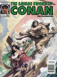 Cover Thumbnail for The Savage Sword of Conan (Marvel, 1974 series) #168